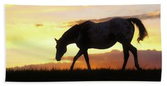 Sunset Appy Hand Towel