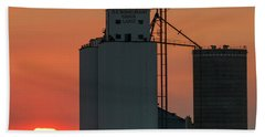 Sunset At Laird -01 Hand Towel
