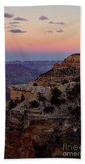 Sunset At The Grand Canyon Bath Towel