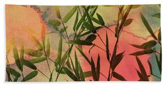 Sunset Bamboo Hand Towel