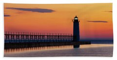 Sunset Beauty Bath Towel