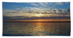Sunset Dream  Bath Towel by Lyle Crump