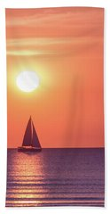 Sunset Dreams Hand Towel