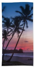 Sunset In Paradise Bath Towel by Alex Lapidus