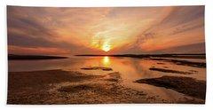 Sunset On The Cape Bath Towel