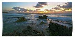 Sunset Seas Hand Towel