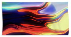Sunset Sky Bath Towel