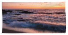 Sunset Surf Hand Towel