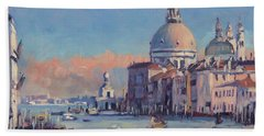Sunset Venice Hand Towel