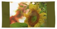 Sunshine In The Garden 3 Hand Towel by Brooks Garten Hauschild