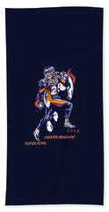 Super Bowl 2016  Hand Towel