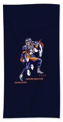 Super Bowl 2016  Bath Towel