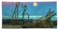 Super Moon 2016 Bath Towel by Jerry Gammon