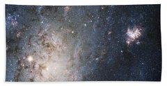 Supernova 2004dj, Outskirts Of Ngc 2403 Hand Towel