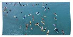 Surfing Synergy Bath Towel