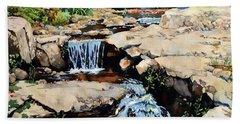 Susquehanna Falls Hand Towel