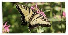 Swallowtail Butterfly 2016-1 Bath Towel