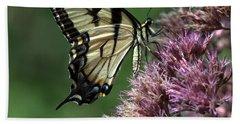 Swallowtail Butterfly Hand Towel