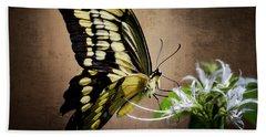 Swallowtail Hand Towel