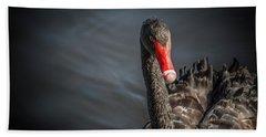 Swan 2  Hand Towel