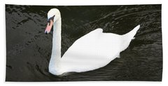 Swan Bath Towel