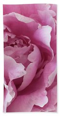 Sweet As Cotton Candy Hand Towel by Sherry Hallemeier