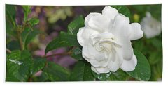 Sweet Gardenia Bath Towel