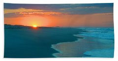 Bath Towel featuring the photograph Sweet Sunrise by  Newwwman