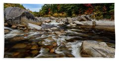 Swift River Autumn Nh Bath Towel