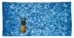 Swimming Pool Days Hand Towel