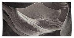 Swirled Rocks Tnt Hand Towel