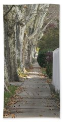 Sycamore Walk Bath Towel