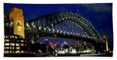 Sydney Harbour Bridge Hand Towel