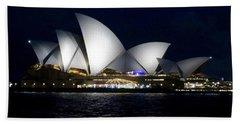 Sydney Opera House Hand Towel