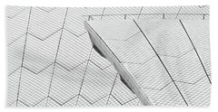 Sydney Opera House Roof No. 10-1 Hand Towel