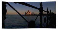Sydney Opera House Bath Sheet