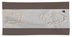 Symbolic Hand Towel