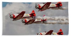 T-6 Texan Bath Towel
