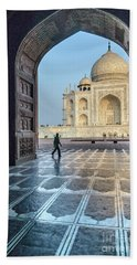 Taj Mahal 01 Bath Towel