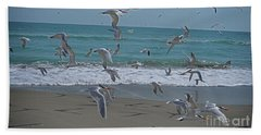 Take Flight Bath Towel