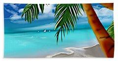 Takemeaway Beach Hand Towel