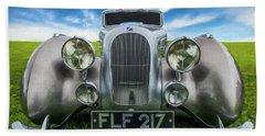 Talbot T23 Figoni Et Falaschi Coupe Hand Towel