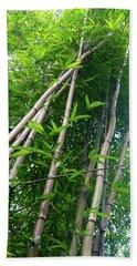 Tall Bamboo Hand Towel