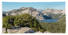 Tanaya Lake  Bath Towel
