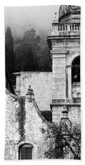Taormina Church Detail Bath Towel by Silvia Ganora