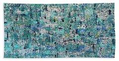 Tapestry Bath Towel by James Mancini Heath