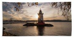 Tarrytown Lighthouse Hand Towel
