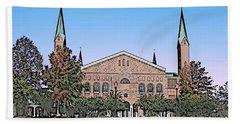 Taylors First Baptist Church Hand Towel