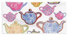 Tea For Two Hand Towel