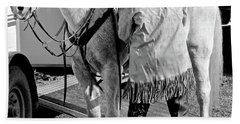 Bath Towel featuring the photograph Team by Ann E Robson